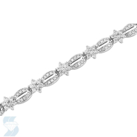 3611 3.93 Ctw Fashion Bracelet Link
