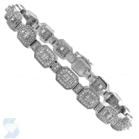 5112 1.72 Ctw Fashion Bracelet Link